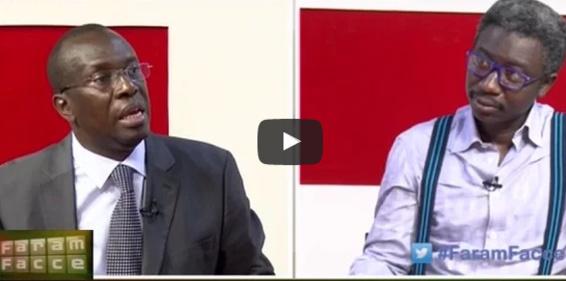Faram Facce - Invité : SOULEYMANE NDENE NDIAYE - 10 Mai 2017