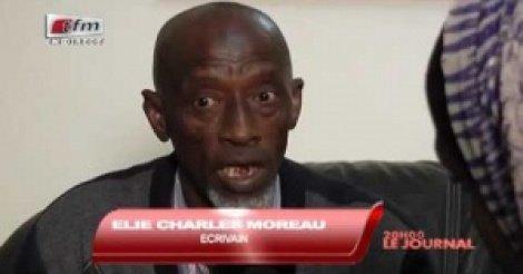 Le livre de Sonko censuré, Elie-Charles Moreau dénonce