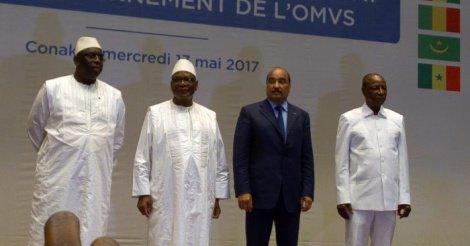 Présidence de l'Omvs : Macky Sall remplace Alpha Condé