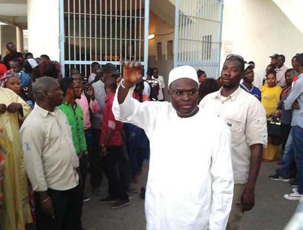 Sénégal:l'opposant Khalifa Sall en tête pour les législatives