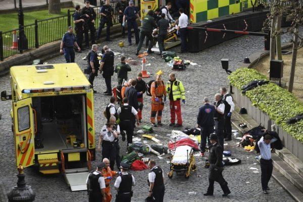 L'organisation de l'Etat Islamique revendique l'attentat de Londres