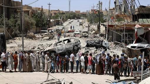 L'EI aurait tué plus de 230 civils à Mossoul