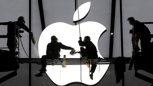 Vingt employés d'Apple arrêtés pour vente de données