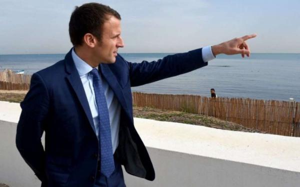 Emmanuel Macron en visite au Maroc les 14 et 15 juin ensuite en Algérie