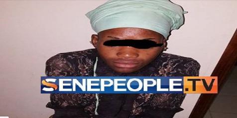 L'homosexuel ivoirien Abdoul Ouattara alias Viviane qui se faisait passer pour une femme de ménage, arrêté