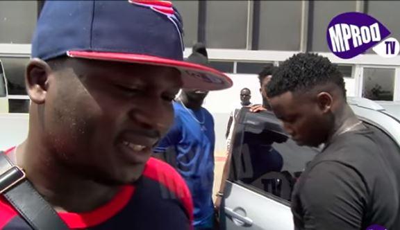 Vidéo - Modou Lo est de retour avec les muscles saillants « il y aura une chute le 16 juillet...»