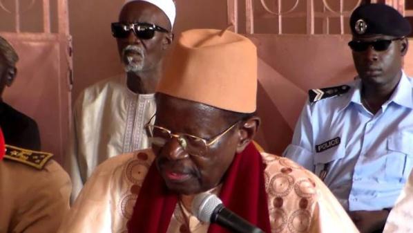 Serigne Moustapha Cissé khalife général de Pirr inhumé hier à coté de son père