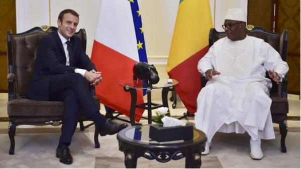"""G5 Sahel : """"La France ne peut pas continuer à supporter seule le fardeau de la lutte antiterroriste"""""""