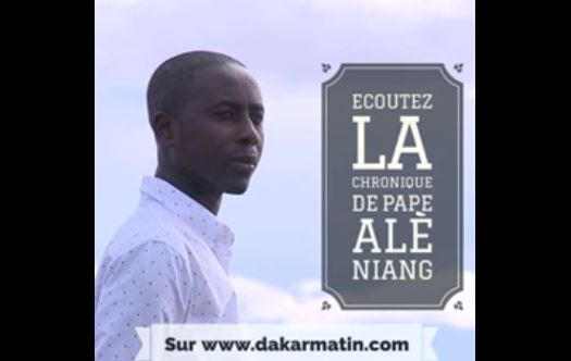 "Pape Alé Niang : ""Macky doit revoir ses relations avec Abdoulaye Wade"""