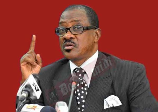 """Madicke Niang répond aux diffuseurs de rumeurs : """"je n'ai pas été reçu par Macky Sall, ma priorité est de donner à Wade la majorité à l'assemblée nationale"""""""
