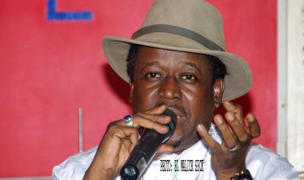 Le chanteur Daby, victime d'un... AVC