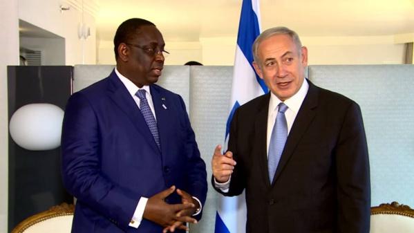L'AMBASSADEUR NON RÉSIDENT DU SÉNÉGAL EN ISRAËL A PRÉSENTÉ SES LETTRES DE CRÉANCES