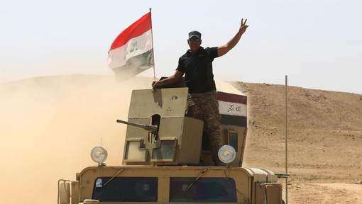 Les forces irakiennes se rapprochent de l'un des derniers fiefs de l'EI