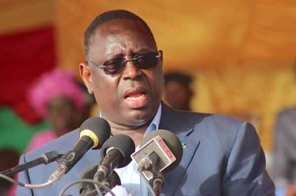 Prouesse politique – Macky «décapiteur» de partis