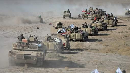 30.000 civils coincés par les combats à Tal Afar
