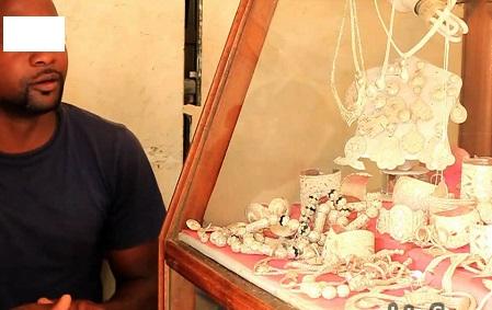 Cambriolage d'une bijouterie à Dahra