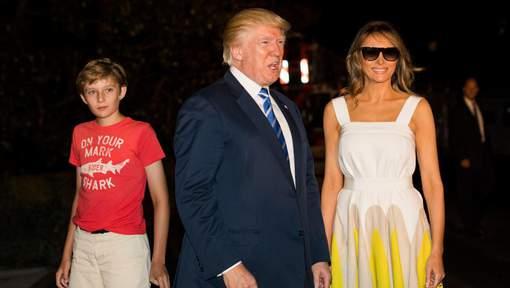 Barron Trump taclé avec violence, Chelsea Clinton prend sa défense