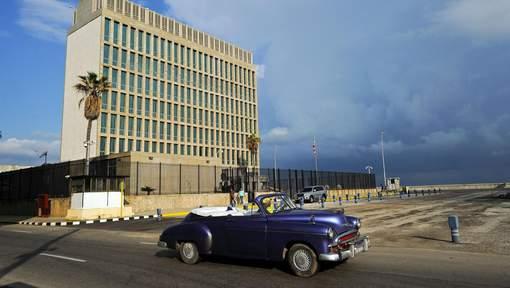 """L'ambassade américaine à Cuba touchée par des mystérieuses """"attaques acoustiques"""""""