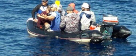 Al Hoceima: Arrestation de 15 Marocains qui tentaient de passer illégalement en Espagne