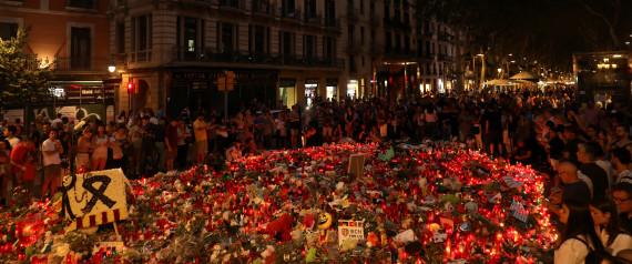 Attentats en Catalogne: une femme succombe à ses blessures, le bilan augmente à 16 morts