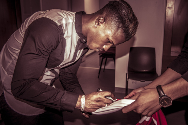 Diao Baldé : « très content de m'engager avec l'AS Monaco, un club avec une grande histoire »