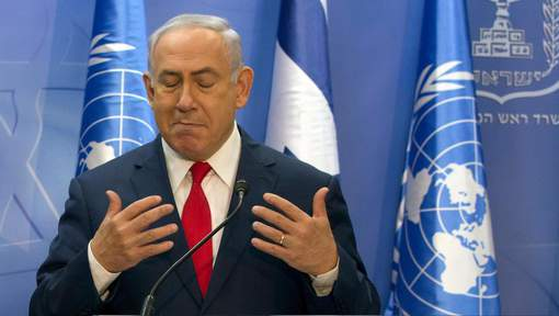 "Netanyahu ne supporte plus les ""fakes news"" contre lui"