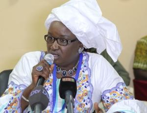 Vidéo-Hélène Tine charge Farba Ngom: « Même le griot du Président se permet de… »