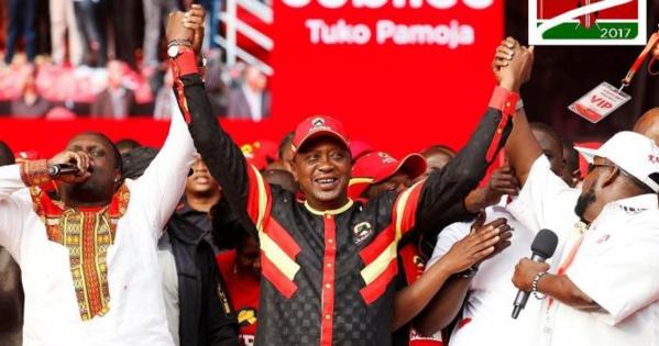Les résultats de la présidentielle annulée au Kenya