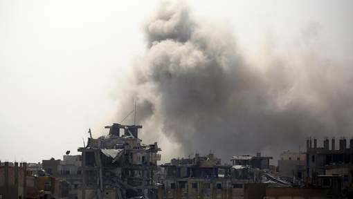Une alliance anti-EI s'empare de la vieille ville de Raqa