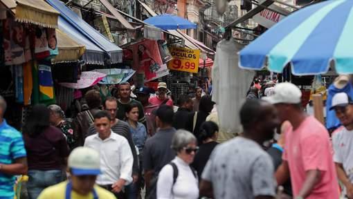 Baisse inattendue du taux de chômage au 2e trimestre, à 12,8% — Brésil
