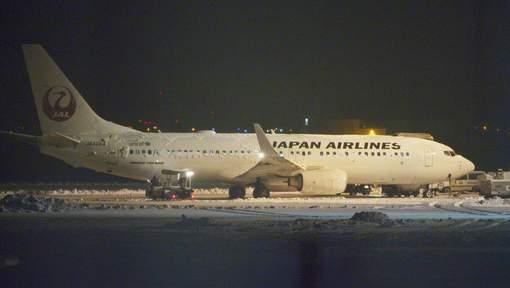 Petite frayeur pour les passagers d'un vol de la Japan Airlines