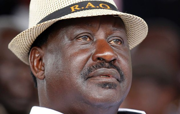 Odinga veut boycotter la présidentielle du 17 octobre