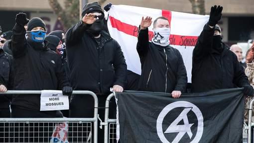 Quatre néo-nazis préparaient des attentats au Royaume-Uni