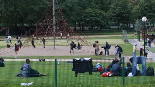 La police interpelle 44 migrants à Bruxelles-Nord