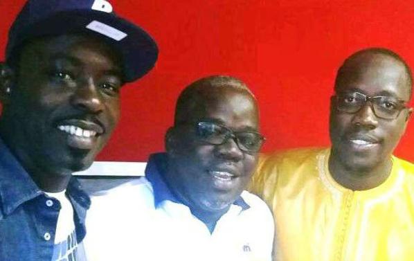 Xalass avec Mamadou M. Ndiaye et Ndoye Bane du Mardi 12 Septembre 2017