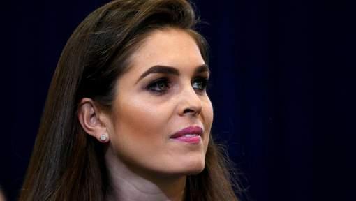 A 28 ans, elle est la nouvelle directrice de la communication de la Maison Blanche