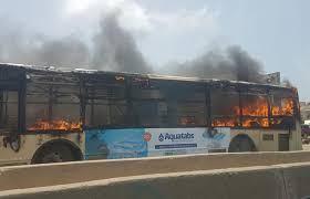 Bus incendié – Poursuites judiciaires contre des pro-Khalifa…
