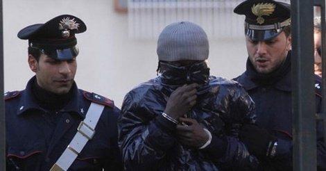 Le sénégalais, Tyson, arrêté en Italie pour trafic de drogue