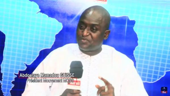 """""""Je participerai à tout dialogue initié par Macky Sall"""" Abdoulaye Mamadou Guissé"""