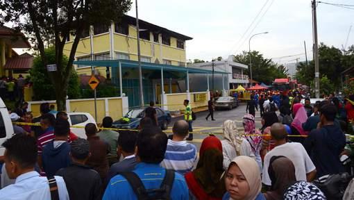 Sept suspects arrêtés en Malaisie pour l'incendie d'une école qui a tué 23 personnes