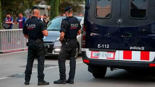 Une explosion de gaz fait une vingtaine de blessés à Barcelone