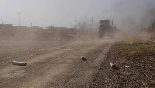 L'Irak reprend une localité à l'EI dans l'ouest