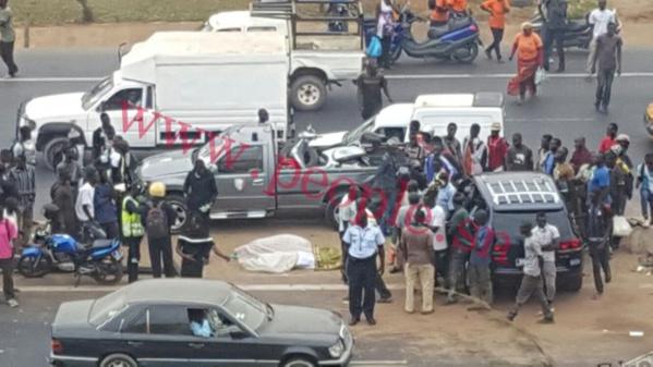 Accident sur l'Autoroute à péage à hauteur de Dalifort, beaucoups de blessés enregistrés