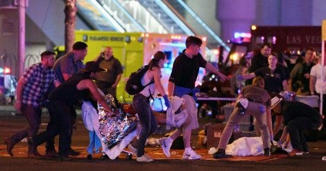 États-Unis : Fusillade à Las Vegas, plus de 50 morts