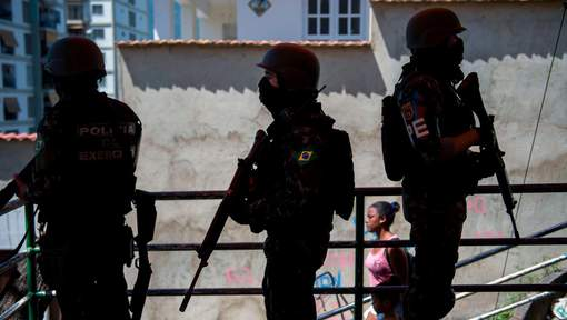 Coup de filet antipédophilie au Brésil, plus de 80 personnes arrêtées