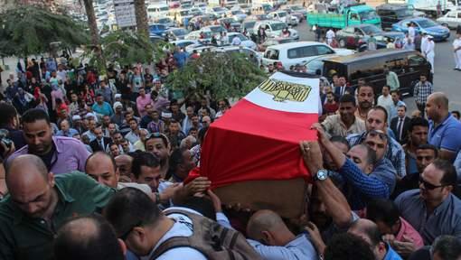 Les islamistes ont tué 16 policiers en Egypte
