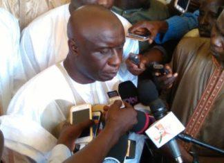 Idrissa Seck « fatigué » par les Renseignements généraux