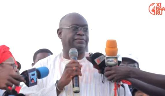 "Me El Hadji Diouf : ""J'ai honte d'être Sénégalais"""