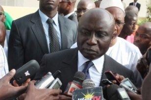 Idy met en garde Thierno Alassane Sall contre le régime de Macky