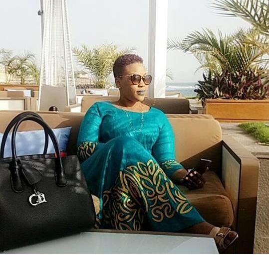 Athiou Marie, la discrète femme d'affaire dans un hôtel lux de Dakar